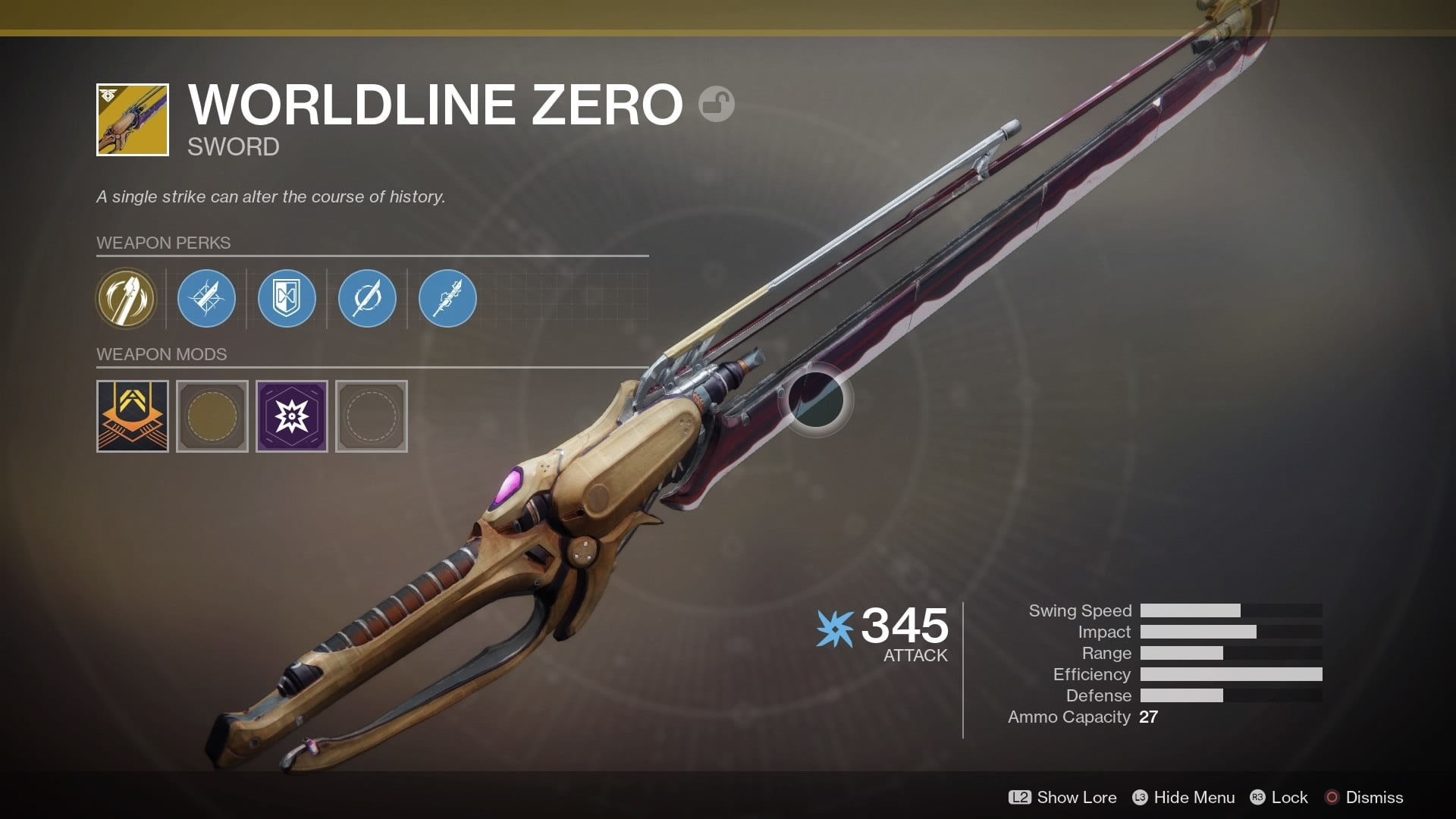 Destiny 2 Warmind Worldline Zero Exotic Sword Guide