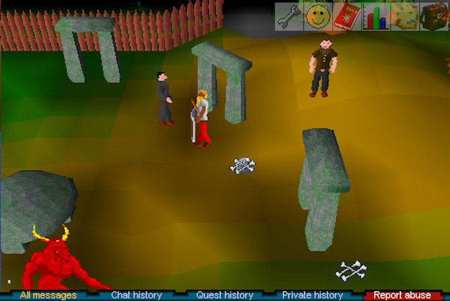 Goodbye Old Friend Online Game Runescape Classic To Shut Dow