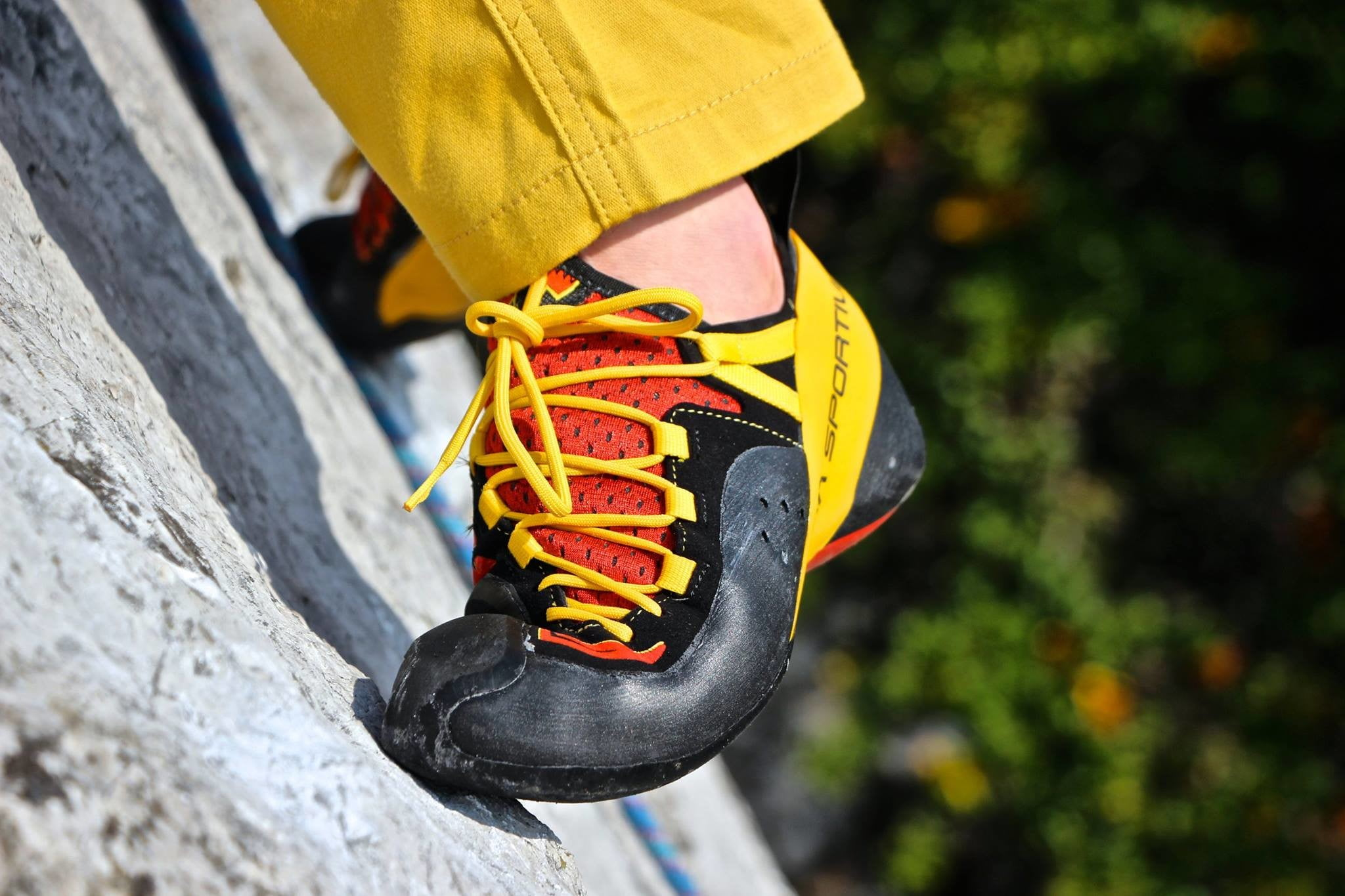 Best Climbing Shoes For Limestone