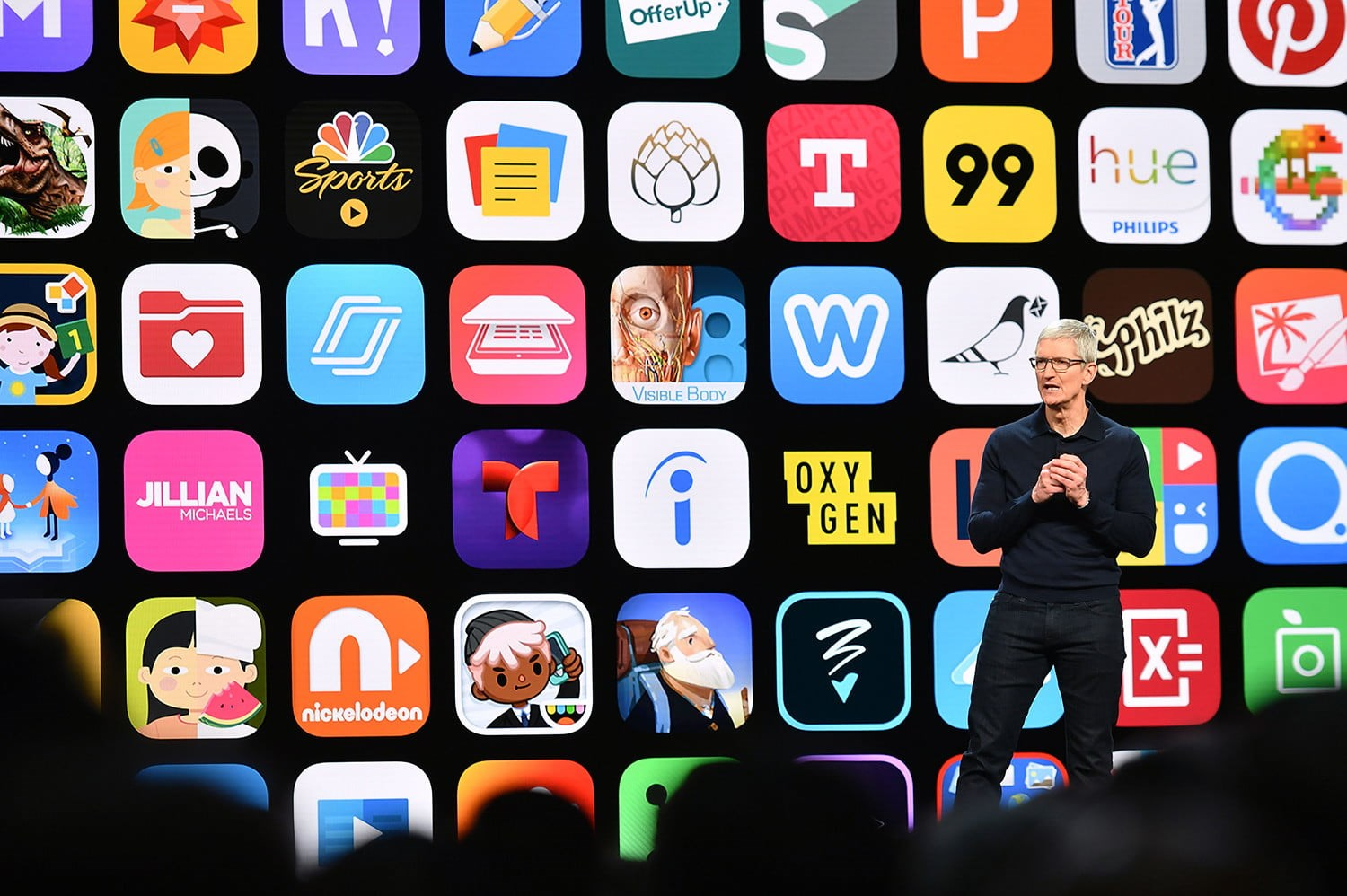 Everything Apple announced at WWDC, from iOS 12 to MacOS