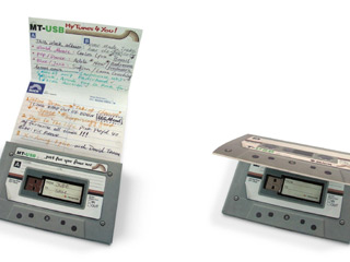 USB Mix Tape (© Image courtesy of Digital Trends)