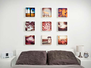 Instagram prints (© Image courtesy of Digital Trends)