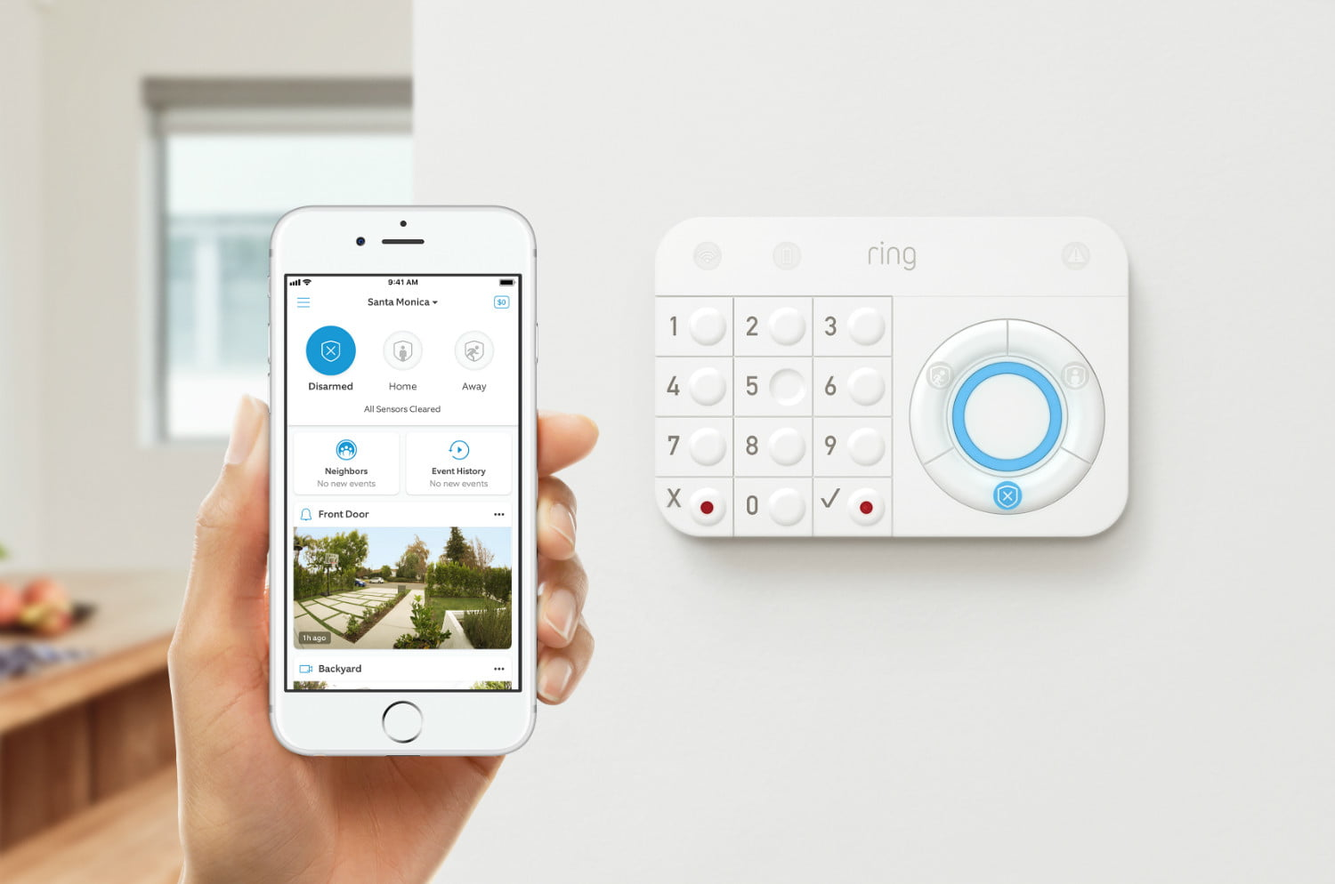 Ring Alarm home security system is now available for pre ...