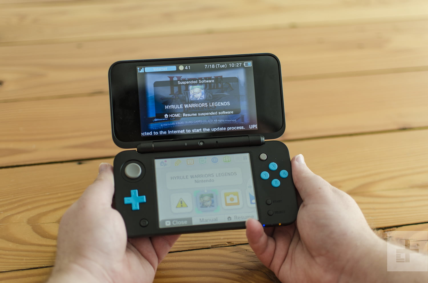 Nintendo Isn T Abandoning The 3ds Despite Its Absence At