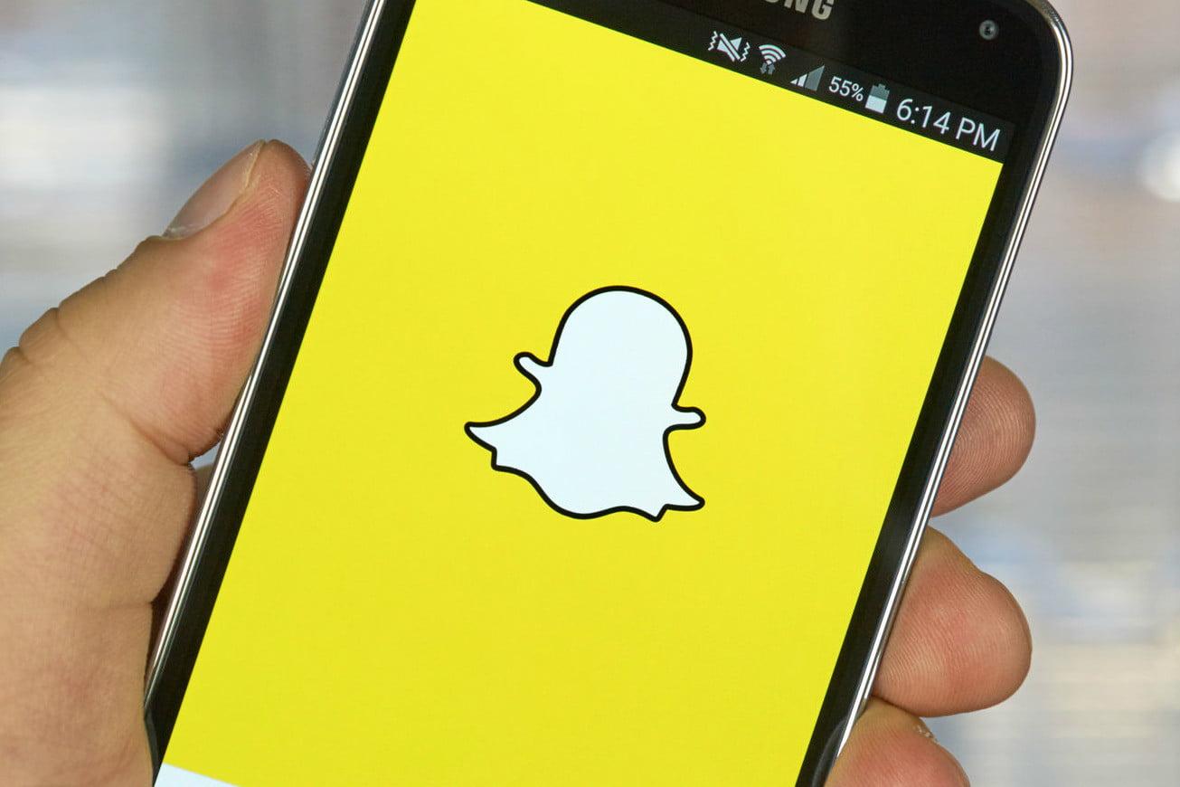 Snapchat search online