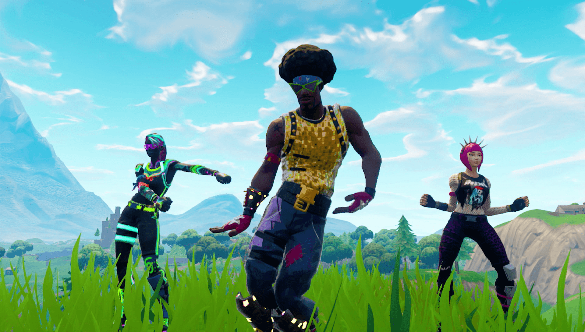 Servers Cause Issues For Fortnite Summer Skirmish Series Event