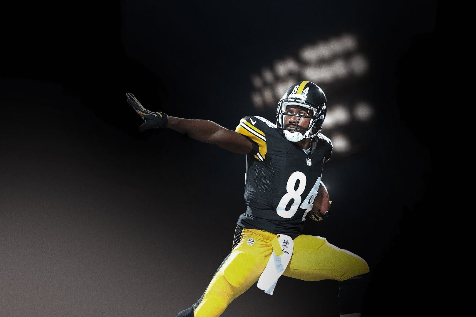 antonio brown central jersey