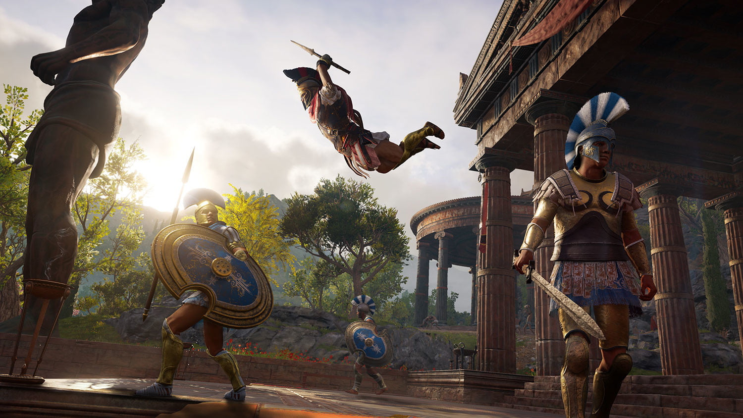 pretty nice 9d6cd 4a54e Everything you need to know about  Assassin s Creed Odyssey  - KFVE ...