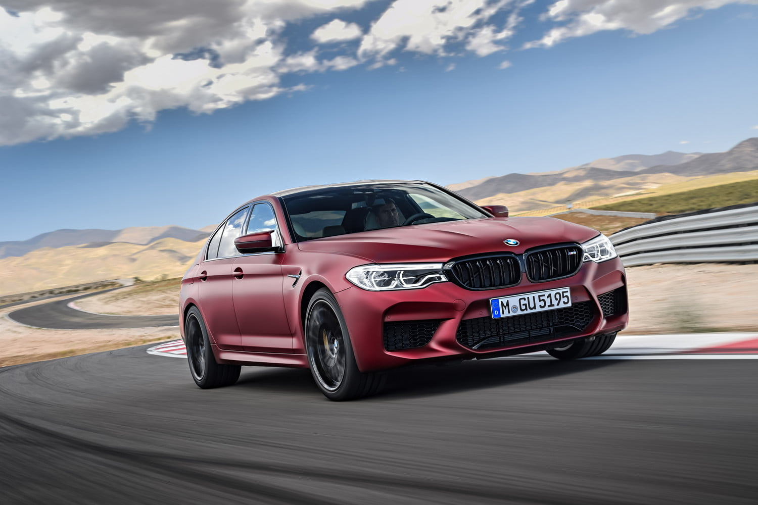 Bmw M Joins The Hybrid Gas Electric Movement With Its