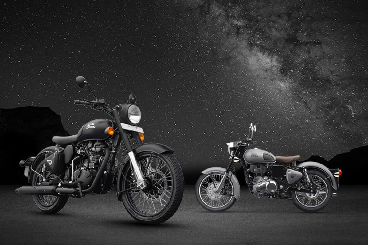 Royal Enfield Updates Its Classic Motorcycles For U S
