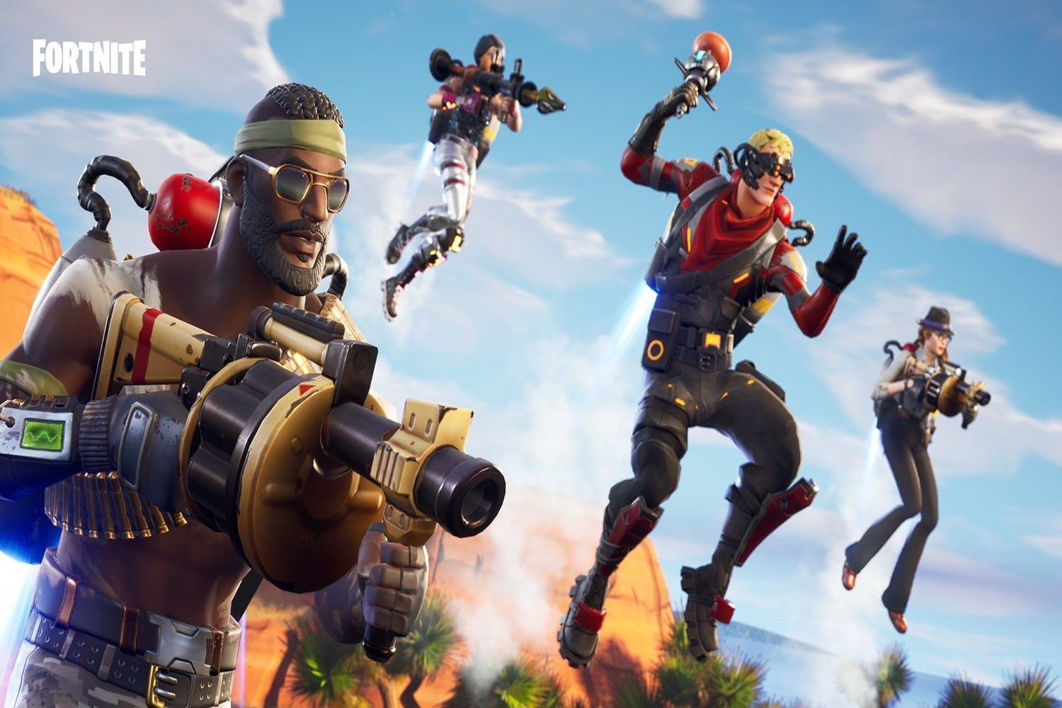 Fairway Auto Center >> Our guide to the Fly Explosives limited-time mode for 'Fortnite' - Erie News Now | WICU and WSEE ...