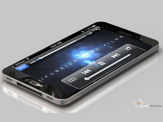 [FUSE]Chicken's iPhone 5 concept. (Image courtesy of Digital Trends)