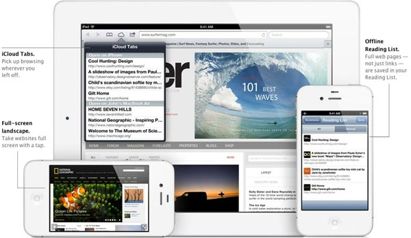 If a reader access your site via Safari, a prompt to direct them to the corresponding app in the App Store will appear. (Images courtesy of Digital Trends)