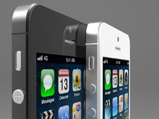 The iPhone 5 is set to be released sometime between October 1 and December 31, 2012. (Image courtesy of Digital Trends)