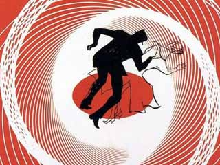 Taking Kane's spot is Alfred Hitchcock's Vertigo, a 1958 thriller starring Jimmy Stewart. (Image courtesy of Digital Trends)