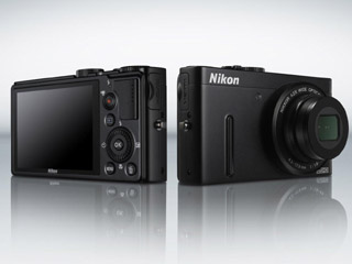 The Nikon CoolPix P300. (Image courtesy of Digital Trends)