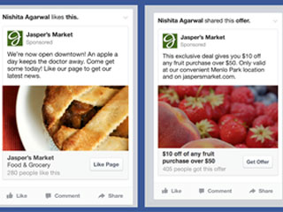Facebook will soon be adding video ads (Image courtesy of Facebook)