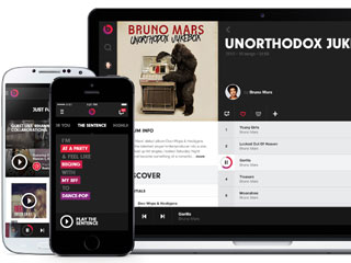Image courtesy of Beats Music