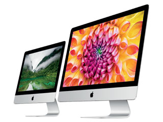 After 30 years of innovation, the Macintosh has come a long way (Image courtesy of Apple)