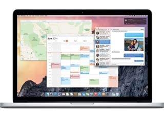 OS X Yosemite (Apple)