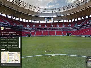 Estádio Nacional de Brasília Mané Garrincha