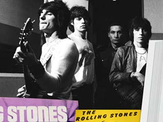 The Rolling Stones, circa 1978. (&amp;copy;PRNewsFoto/Universal Music Enterprises)