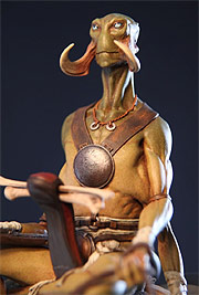 A Thark from Disney's John Carter film. (&amp;copy;PR Newswire/Object Ltd.)