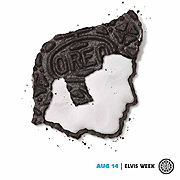 The Elvis Oreo Twist. (&amp;copy;Kraft Foods Inc.)