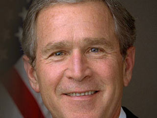 President George W. Bush &amp;copy;WhiteHouse.gov