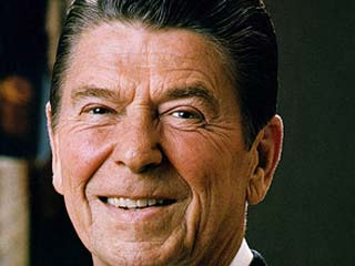 President Ronald Reagan &amp;copy;WhiteHouse.gov