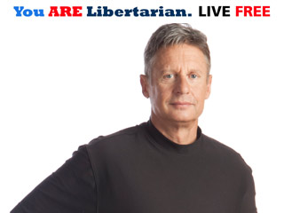 Gary Johnson (&amp;copy; Gary Johnson 2012)