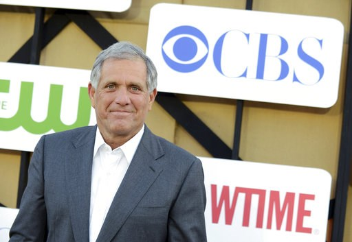 (Photo by Jordan Strauss/Invision/AP, File). FILE - In this July 29, 2013, file photo, Les Moonves arrives at the CBS, CW and Showtime TCA party at The Beverly Hilton in Beverly Hills, Calif.  On Sunday, Sept. 9, 2018, CBS said longtime CEO Les Moonves...