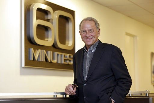 "(AP Photo/Richard Drew, File). FILE - In this Sept. 12, 2017 file photo, ""60 Minutes"" Executive Producer Jeff Fager poses for a photo at the ""60 Minutes"" offices, in New York. Fager, who was named in reports about tolerating an abusive workplace at CBS..."