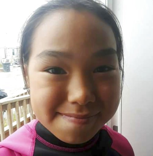 (Scotty Barr via AP). FILE - This undated file photo provided by Scotty Barr shows Ashley Johnson-Barr. A federal grand jury has indicted on Thursday, Sept. 20, 2018, an Alaska man linked to the missing 10-year-old girl's death, alleging he lied, among...
