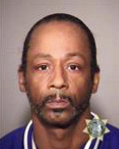 """(Multnomah County Jail via AP). This image provided by the Multnomah County Jail shows Katt Williams who was arrested on suspicion of assaulting a driver. Williams is in jail Sunday, Oct, 7, 2018. He had come to Portland to perform in Nick Cannon's """"Wi..."""