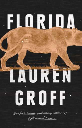 "(Riverhead Books via AP). This cover image released by Riverhead Books shows ""Florida"" by Lauren Groff which is a fiction finalist for the National Book Awards. Winners will be revealed Nov. 14 during a dinner ceremony in Manhattan."