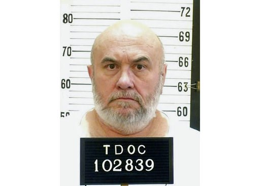 (Tennessee Department of Corrections via AP). This undated photo released by the Tennessee Department of Corrections, shows death row inmate Edmund Zagorski in Tenn. An attorney for Zagorski says his choice of death by electrocution over lethal injecti...