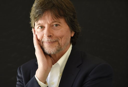 (Photo by Chris Pizzello/Invision/AP, File). FILE - In this July 28, 2017, file photo, documentary filmmaker Ken Burns poses for a portrait during the 2017 Television Critics Association Summer Press Tour in Beverly Hills, Calif. Burns is being honored...