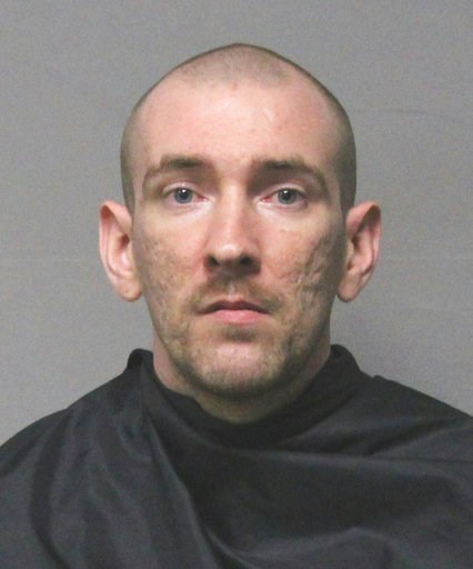 (Pickens County Sheriff's Office via AP). Timothy Dill is shown in an undated photo provided by the Pickens County, S.C., Sheriff's Office. Pickens County Sheriff Rick Clark says Dill was one of two prisoners who beat up two guards early Tuesday mornin...