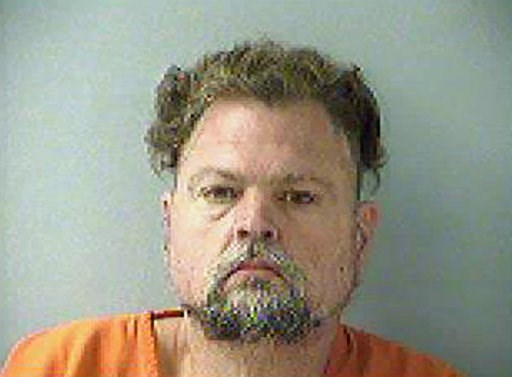 """(Butler County Jail via AP). George """"Billy"""" Wagner is seen in an undated photo provided by the Butler County, Ohio, Jail. Wagner, a suspect in the 2016 slaying of eight family members, is back in Ohio, Monday, Nov. 19, 2018 after being arrested in Kent..."""