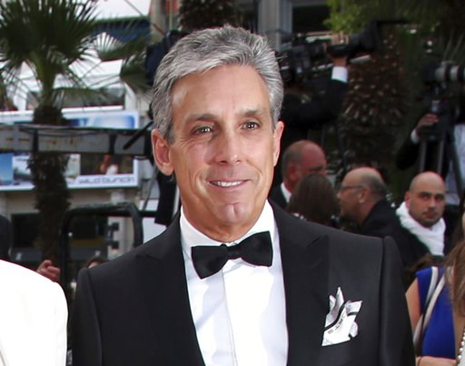 """(AP Photo/Joel Ryan, File). FILE - In this May 12, 2016 file photo, Cohen Media Group founder Charles S. Cohen appears at the screening of the film """"Money Monster"""" at the 69th international film festival, Cannes, southern France. Representatives from t..."""