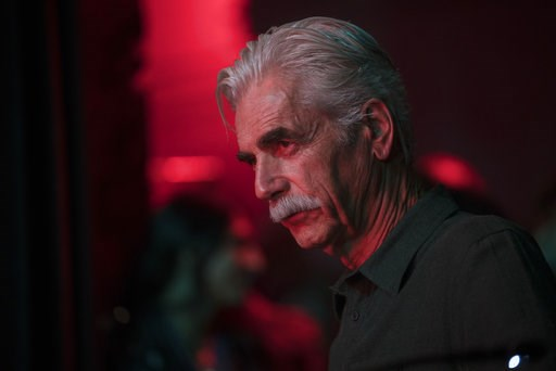 "(Clay Enos/Warner Bros. via AP). This image released by Warner Bros. shows Sam Elliott in a scene from the latest reboot of the film, ""A Star is Born."" The veteran character actor delivered a powerful performance as Jackson Maine's brother in ""A Star I..."