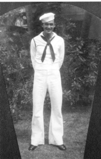 (Don Long via AP). This photo provided by retired U.S. Navy Cmdr. Don Long shows Long in his Navy uniform in 1941. Long wasn't at Pearl Harbor when Japanese warplanes bombed Hawaii on December 7, 1941 - he was on the opposite side of Oahu aboard an anc...