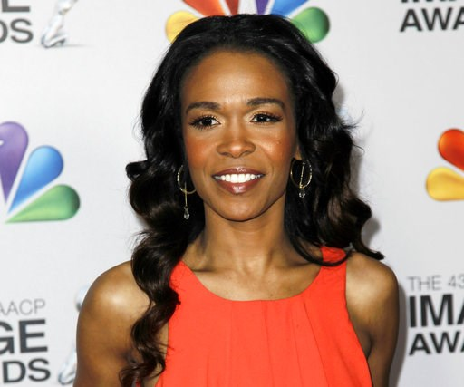 (AP Photo/Matt Sayles, File). FILE - This Feb. 17, 2012 file photo shows singer-actress Michelle Williams at the 43rd NAACP Image Awards in Los Angeles.  The Destiny's Child singer announced on Friday, Dec. 7, 2018,  that her engagement to 40-year-old ...