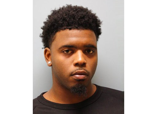 (Harris County Sheriff's Office via AP). This undated image provided the Harris County Sheriff's Office shows Eric Black Jr. Prosecutors said Sunday, Jan. 6, 2019, that the shooting death of a 7-year-old black girl as she rode in her family's vehicle s...