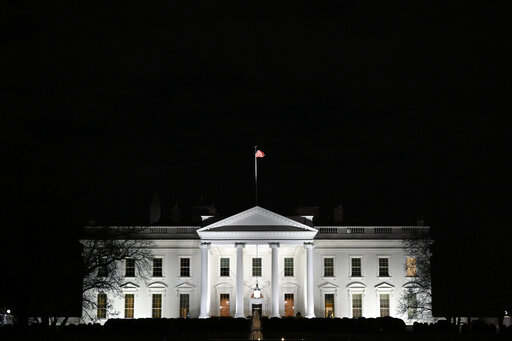 (AP Photo/Susan Walsh, File). FILE - In this Jan. 23, 2019, file photo, a view of the White House in Washington, Wednesday, Jan. 23, 2019. Borrowing a word from Democrats, a new White House report says changes made to the Affordable Care Act under Pres...