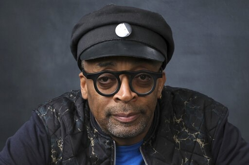 (Photo by Chris Pizzello/Invision/AP). Spike Lee poses for a portrait at the 91st Academy Awards Nominees Luncheon at The Beverly Hilton Hotel on Monday, Feb. 4, 2019, in Beverly Hills, Calif.