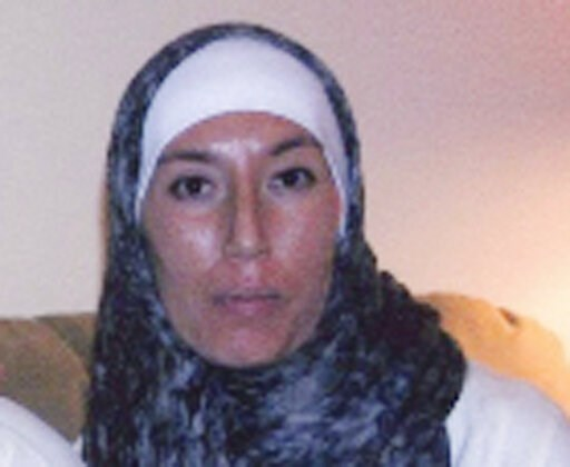 (Department of Justice via AP). This 2012 photo released by the Department of Justice shows Monica Elfriede Witt.  The Justice Department on Wednesday announced an indictment against Monica Elfriede Witt, who defected to Iran in 2013 and is currently a...