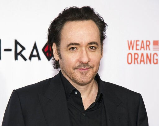 """(Photo by Charles Sykes/Invision/AP, File). FILE - In this Dec. 1, 2015 file photo, actor John Cusack attends the premiere of """"Chi-Raq"""" in New York. The Tribeca Film The Tribeca Film Festival announced Thursday that writer-director Cameron Crowe and th..."""
