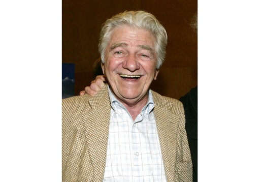 "(AP Photo/Matt Sayles, File). FILE - This May 10, 2007 file photo shows actor Seymour Cassel at the premiere of ""The Wendell Baker Story"" in Beverly Hills, Calif. Cassel, who appeared frequently in the films of John Cassavetes and Wes Anderson, has die..."